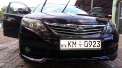 Toyota Allion 260 2010
