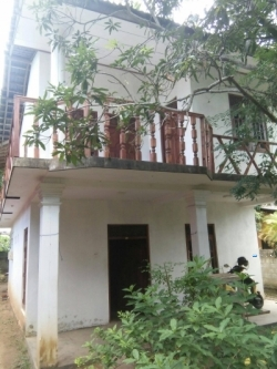 Two Storied New House with Land for Sale in Hikkaduwa