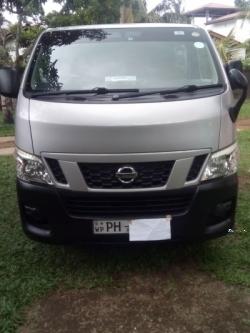 Nissan Caravan E26 2013