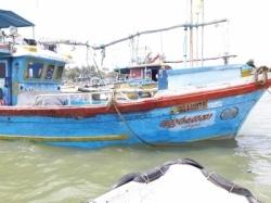 36ft Boat
