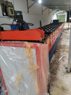 Single Layer Roofing Sheet Forming Machine