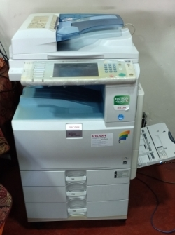 Ricoh Color Printer Machine