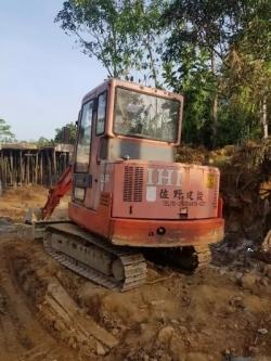 Isuzu 3KR2 Excavation