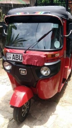 ABU Bajaj Three Wheeler