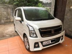 Suzuki Wagon R Stingray 2017