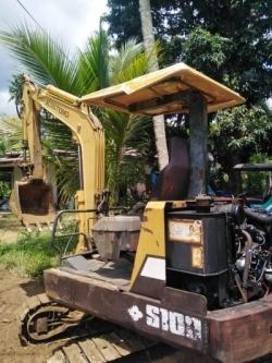 Sumitomo S100/35 Excavation