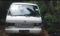 Mazda Bongo 1991