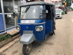 Piagio Ape Three Wheeler