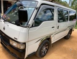 Nissan Caravan QD32 1998