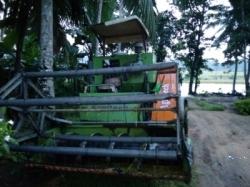 Agrotech Harvester