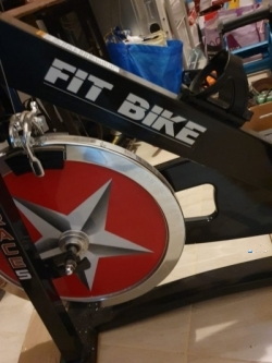 Fit Bike Spinner Machine