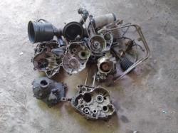 Y Number Three Wheeler Parts Set