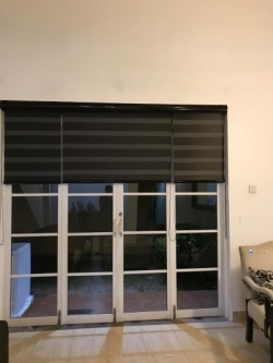 New Curtains and Blinds