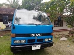 Isuzu ELF 250 1980
