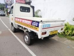 Mahindra Maxximo Plus Lorry 2019