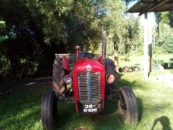 IMT 533 Tractor