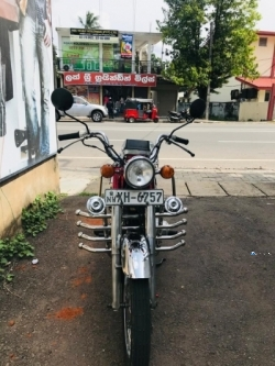 Honda Roadmaster CD200 2009
