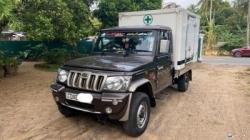 Mahindra Bolero Freezer Truck(AC) 2016