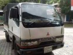 Mitsubishi Crew Cab Canter