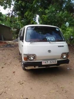 Toyota Hiace 1979