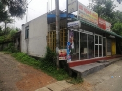 Commercial Property with Residential Place for Sale in Kelaniya