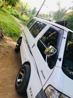 Nissan Vanet 2011