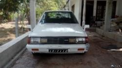 Mitsubishi Lancer 1981