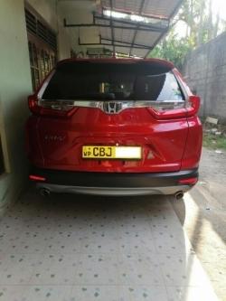 Honda CRV 07 Seater Japan 2018