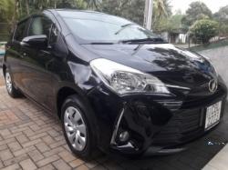 Toyota Vitz Edition 3 2019
