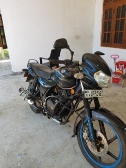 Bajaj Discover 135 2007