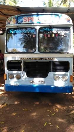 Ashok Leyland Yuro Bus
