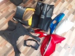 Fz  Body Parts Set