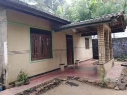 Land with House for Sale in Padukka