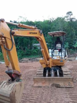 Mitsubishi MSO35 Excavator