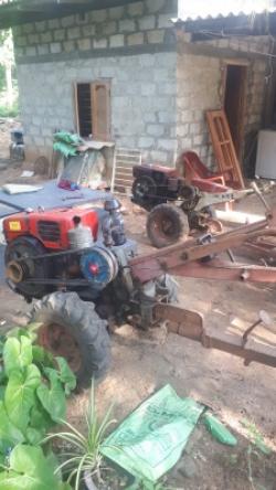 Yanmar C Pan Tractor 2006