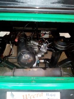 Bajaj RE 2 Strock Three Wheel 2003