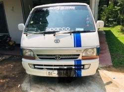 Toyota Hiace Dolpin 1990