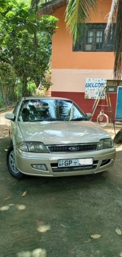 Ford Laser Special Edition 2002