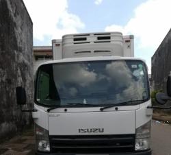 Isuzu ELF Freezer Lorry 2010