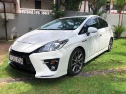Toyota Prius GS Sport 2013