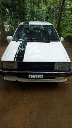 Nissan Sunny 1982