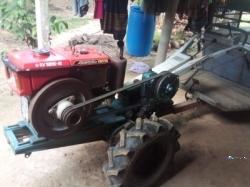 Kubota RV125 Tractor