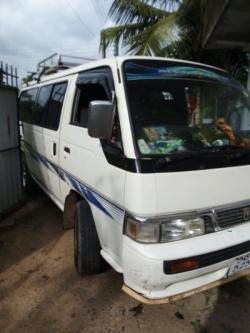 Nissan Homy (Caravan) 1991