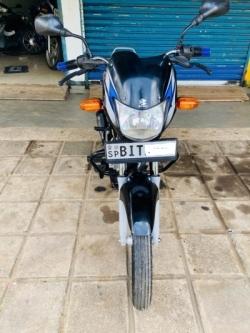 Bajaj CT100 2019