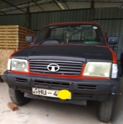 TATA 207 Cab